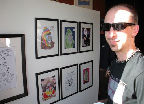Jake and Drawings