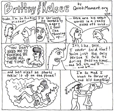 BandK comic