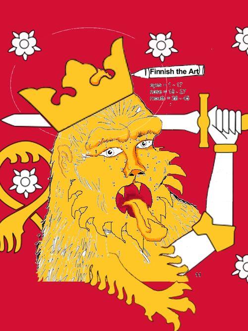 Susquatch king of finland