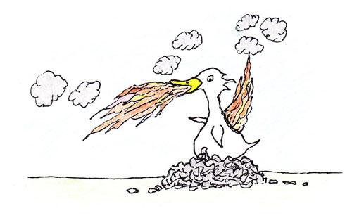 Phoenix Duck