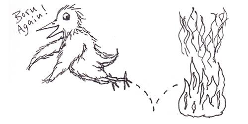 Phoenix Jumping