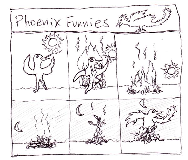 Phoenix Funnies 1