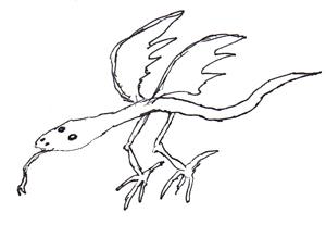Phoenix Lizard