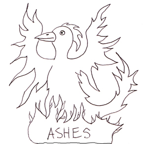 Phoenix Sketch 2