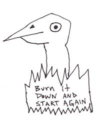 Phoenix Sketch Tiny