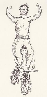Thighs Comic