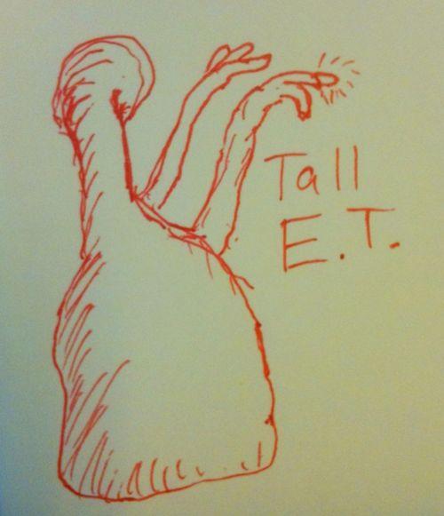 Tall E.T.